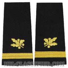 少尉 補給科(Ensign (ENS), Supply Corps)[ショルダー階級章/ペア(2枚1組)]の画像