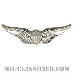 飛行士章 (ベーシック・パイロット)(Army Aviator (Pilot), Basic)[カラー/鏡面仕上げ/バッジ]の画像