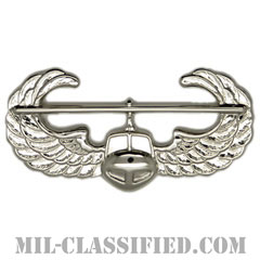 空中突撃章 (エアアサルト)(Air Assault Badge)[カラー/鏡面仕上げ/バッジ]の画像