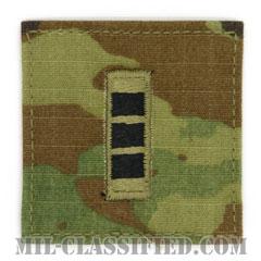 准尉 (CW3)(Chief Warrant Officer 3 (CW3))[OCP/階級章/ベルクロ付パッチ]の画像