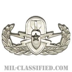 爆破物処理章 (シニア) (Explosive Ordnance Disposal (EOD), Badge, Senior)[カラー/鏡面仕上げ/バッジ]の画像