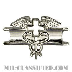 優秀医療章(Expert Field Medical Badge)[カラー/鏡面仕上げ/バッジ]の画像