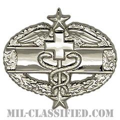 戦闘医療章 (サード)(Combat Medical Badge (CMB), Third Award)[カラー/鏡面仕上げ/バッジ]の画像