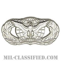 部隊防護章 (ベーシック)(Force Protection Badge, Basic)[カラー/鏡面仕上げ/バッジ]の画像