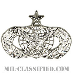 部隊防護章 (シニア)(Force Protection Badge, Senior)[カラー/鏡面仕上げ/バッジ]の画像