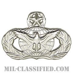 部隊防護章 (マスター)(Force Protection Badge, Master)[カラー/鏡面仕上げ/バッジ]の画像