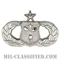 気象章 (シニア)(Meteorologist Badge, Senior)[カラー/鏡面仕上げ/バッジ]の画像