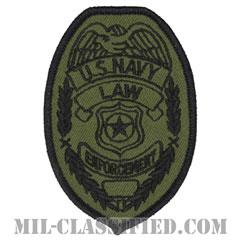 Navy Law Enforcement (海軍法執行機関)[サブデュード/メロウエッジ/パッチ]の画像