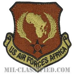 在アフリカ空軍(Air Forces Africa)[OCP/カットエッジ/ベルクロ付パッチ]の画像