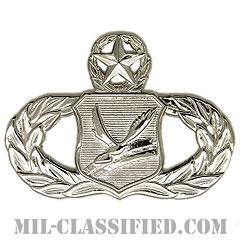 チャペル管理 (マスター)(Chapel Management Badge, Master)[カラー/鏡面仕上げ/バッジ]の画像