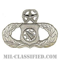 兵器指揮章 (マスター)(Weapons Director Badge, Master)[カラー/鏡面仕上げ/バッジ]の画像