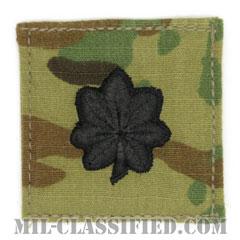 中佐(Lieutenant Colonel (LTC))[OCP/階級章/ベルクロ付パッチ]の画像