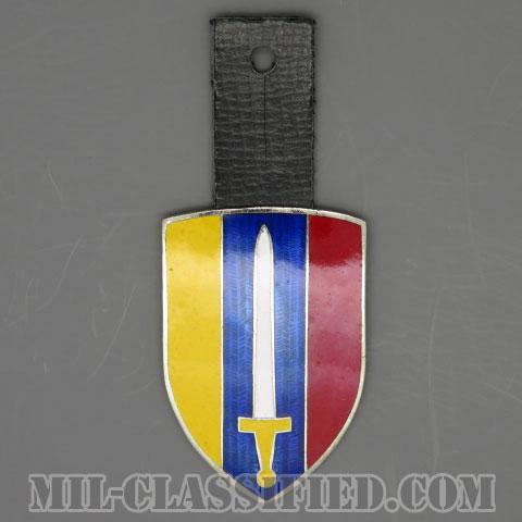 在ベトナムアメリカ陸軍(U.S. Army Vietnam)[カラー/バッジ/ポケットハンガー/1点物]の画像