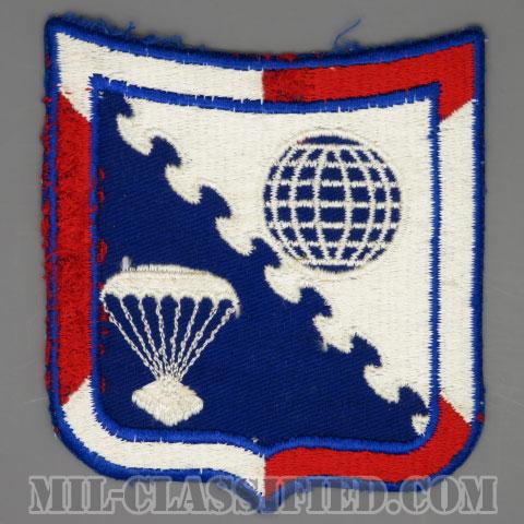 第6空港業務隊(6th Aerial Port Squadron)[カラー/カットエッジ/パッチ/1960s/4インチ規格/1点物]の画像