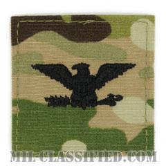 大佐(Colonel (COL))[OCP/階級章/ベルクロ付パッチ]の画像