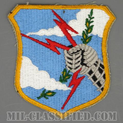 戦略航空軍団(Strategic Air Command)[カラー/カットエッジ/パッチ/1960s/4インチ規格]の画像
