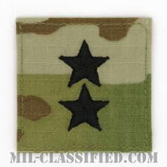 少将(Major General (MG))[OCP/階級章/ベルクロ付パッチ]の画像