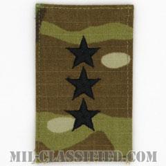 中将(Lieutenant General (LTG))[OCP/階級章/ベルクロ付パッチ]の画像