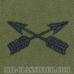 特殊部隊章(Special Forces Branch Insignia)[サブデュード/兵科章/パッチ/ペア(2枚1組)]の画像