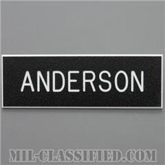 ANDERSON [アメリカ陸軍用ネームプレート(名札)]画像