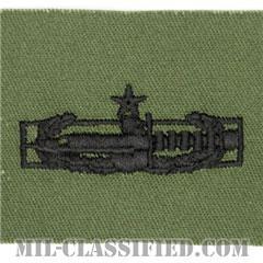 戦闘行動章 (セカンド) 試作品(Combat Action Badge (CAB), Second Award, Prototype)[サブデュード/パッチ]の画像