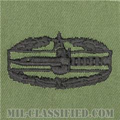 戦闘行動章 (セカンド)(Combat Action Badge (CAB), Second Award)[サブデュード/パッチ]の画像