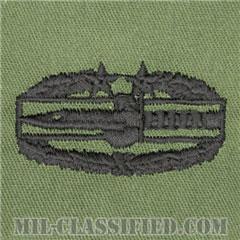 戦闘行動章 (サード)(Combat Action Badge (CAB), Third Award)[サブデュード/パッチ]の画像