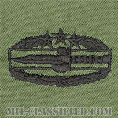 戦闘行動章 (フォース)(Combat Action Badge (CAB), Fourth Award)[サブデュード/パッチ]の画像