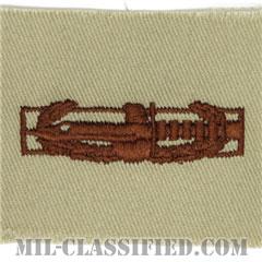 戦闘行動章 (ファースト) 試作品(Combat Action Badge (CAB), First Award, Prototype)[デザート/パッチ]の画像