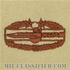 戦闘行動章 (サード)(Combat Action Badge (CAB), Third Award)[デザート/パッチ]の画像