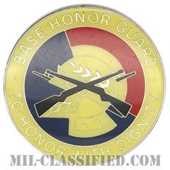 基地儀仗隊章(Base Honor Guard Badge)[カラー/バッジ]の画像
