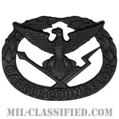 キャリアカウンセラー章(Career Counselor Badge)[サブデュード(ブラックメタル)/バッジ]の画像