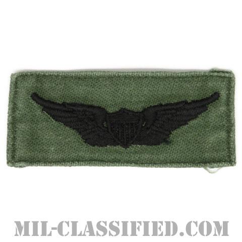 飛行士章 (ベーシック・パイロット)(Army Aviator (Pilot), Basic)[サブデュード/1960s/コットン100%/パッチ/中古1点物]の画像