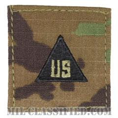 民間/軍属/非戦闘員用徽章(Civilians, Nonconbatant)[OCP/ベルクロ付パッチ]の画像