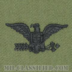 大佐(Colonel (COL))[サブデュード/階級章/パッチ/ペア(2枚1組)]の画像