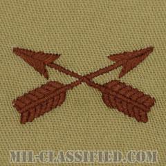 特殊部隊章(Special Forces Branch Insignia)[デザート/兵科章/パッチ/ペア(2枚1組)]の画像