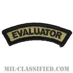 エバリュエータータブ (評価者)(Evaluator)[OCP/メロウエッジ/ベルクロ付パッチ]の画像