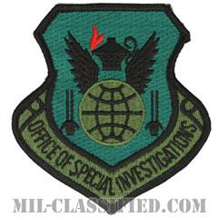 アメリカ空軍特別捜査局(Office of Special Investigations (OSI))[サブデュード/メロウエッジ/パッチ]の画像