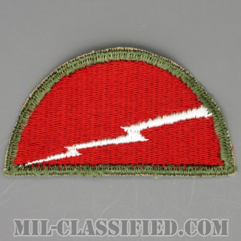 第78歩兵師団(78th Infantry Division)[カラー/カットエッジ/パッチ]の画像
