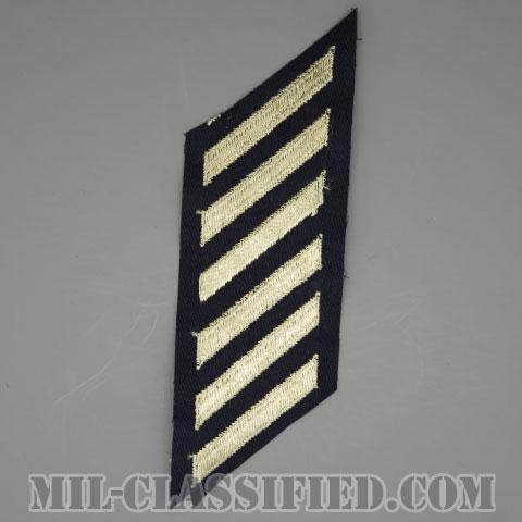 年功章 6連(勤続18年)(Service Stripe)[ツイル生地/パッチ/1点物]の画像