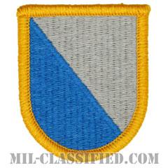 第201需品分遣隊(201st Quartermaster Detachment)[カラー/メロウエッジ/ベレーフラッシュパッチ]の画像