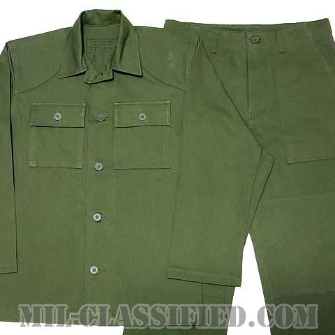 ベトナム共和国軍/南ベトナム軍 ARVN OD ユニフォーム シャツ・パンツセット [レプリカ]の画像