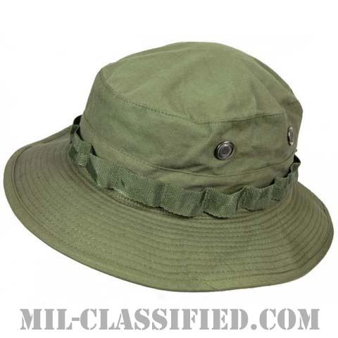 米軍 ノンリップ OD ジャングルハット ベトナム戦争時モデル [レプリカ]画像