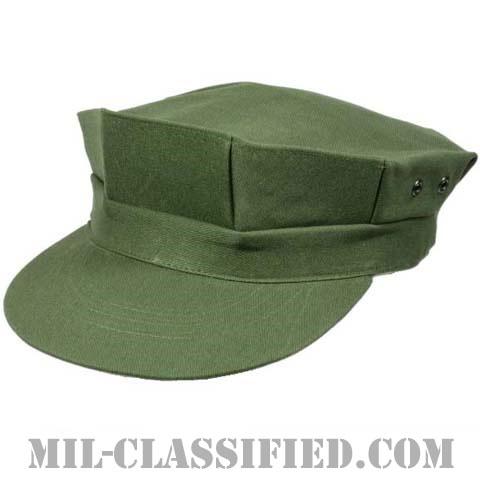 ベトナム共和国軍/南ベトナム軍 ARVN OD ユーティリティ キャップ (八角帽)  [レプリカ]の画像