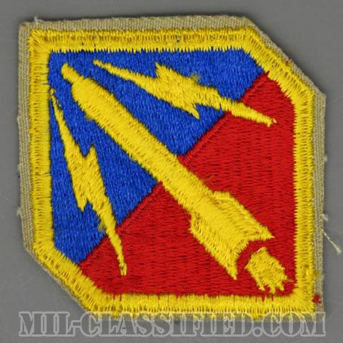 兵器ミサイルコマンド(Ordnance Missile Command)[カラー/カットエッジ/パッチ/1点物]の画像