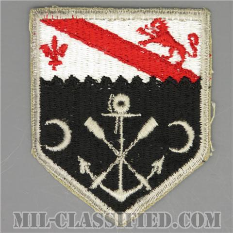 第1工兵大隊(1st Engineer Battalion)[カラー/カットエッジ/パッチ/1点物]の画像