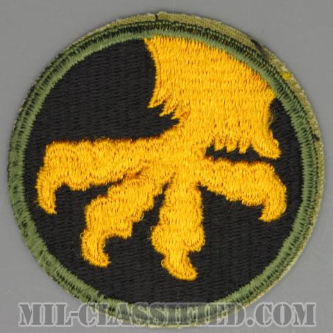 第17空挺師団(17th Airborne Division)[カラー/カットエッジ/パッチ/1点物]の画像