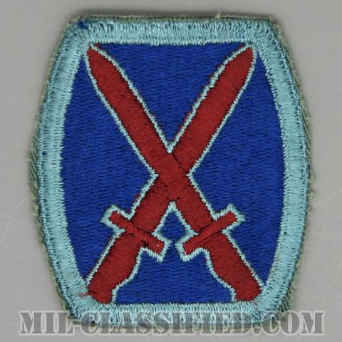 第10山岳師団 (イレギュラー)(10th Mountain Division)[カラー/カットエッジ/パッチ/1点物]の画像