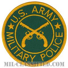 アメリカ陸軍憲兵(U.S. ARMY MILITARY POLICE)[カラー/メロウエッジ/パッチ]の画像