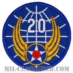 第20空軍(20th Air Force)[カラー/メロウエッジ/パッチ]の画像